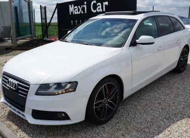 Audi A4 Break 2.0 TDi - Toit pano - Cuir - Navigation -