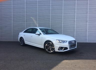 Voiture Audi A4 S LINE 2.0 TDI 150 STRONIC 7 Neuf