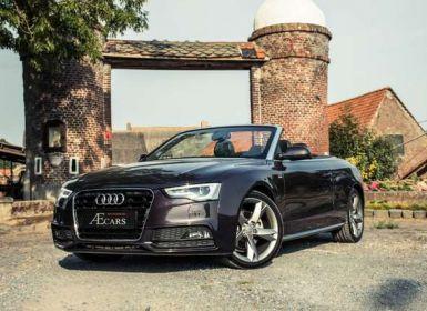 Vente Audi A5 - S-LINE - 2.0TDI - 1 OWNER - BELGIAN Occasion