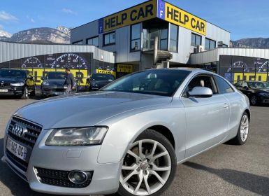 Vente Audi A5 2.0 TDI 170CH DPF AMBITION LUXE QUATTRO Occasion