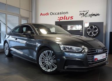 Voiture Audi A5 2.0 TDI 190 S tronic 7 S Line Occasion
