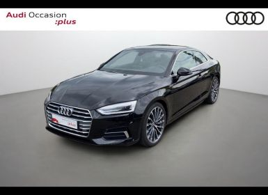 Achat Audi A5 2.0 TDI 190ch S line S tronic 7 Occasion
