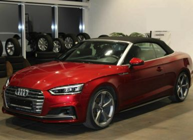 Achat Audi A5 2.0 TFSI 190 CH S TRONIC CABRIOLET 2X S LINE Occasion