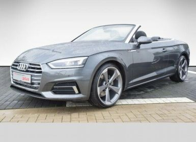 Achat Audi A5 2.0 TFSI 190 CH S TRONIC CABRIOLET 2X S LINE / MATRIX Occasion