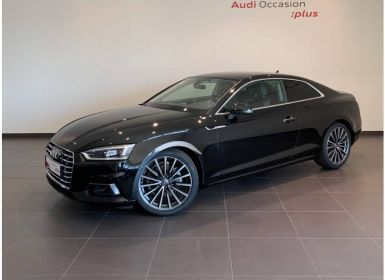 Acheter Audi A5 2.0 TFSI 190 S tronic 7 Design Luxe Occasion