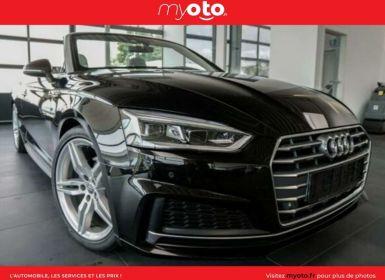 Vente Audi A5 2.0 TFSI 190CH S LINE Occasion