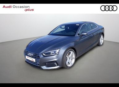 Audi A5 2.0 TFSI 190ch S line S tronic 7 Occasion