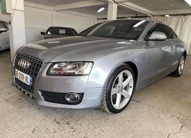 Audi A5 2.0 TFSI 211CH S LINE PLUS QUATTRO 12CV Occasion