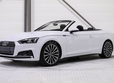 Voiture Audi A5 2.0l tdi cabriolet S-Line Occasion