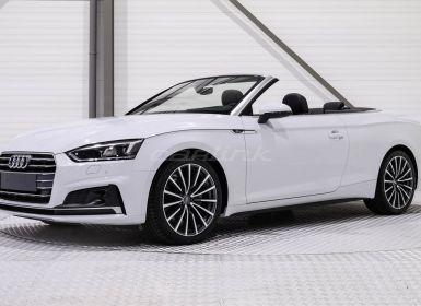Achat Audi A5 2.0l tdi cabriolet S-Line Occasion