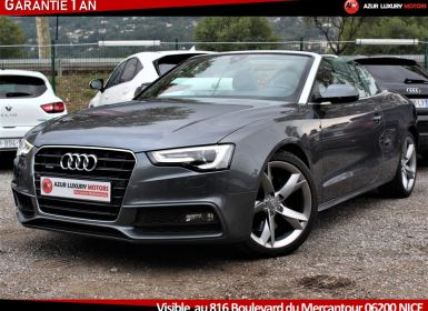 Achat Audi A5 3.0 QUATTRO S LINE CABRIOLET Occasion