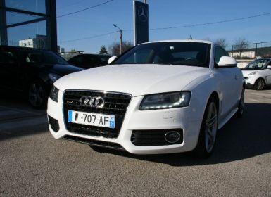 Acheter Audi A5 3.0 TDI QUATRO TIPTRO S LINE Occasion
