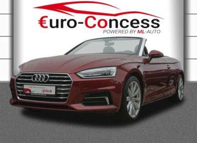 Vente Audi A5 A5 Cabriolet design 2.0TDI S-tronic Occasion