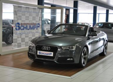 Achat Audi A5 CABRIOLET 1.8 TFSI 170ch S-LINE 1Main Occasion