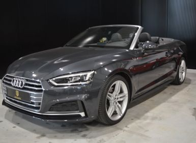 Achat Audi A5 Cabriolet 190 ch S Line 1 MAIN !! 15.000 km !! Occasion