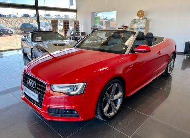 Achat Audi A5 Cabriolet (2) 3.0 TFSI 272 S line QUATTRO S tronic Occasion