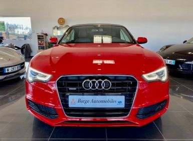 Audi A5 Cabriolet (2) 3.0 TFSI 272 S line QUATTRO S tronic Occasion