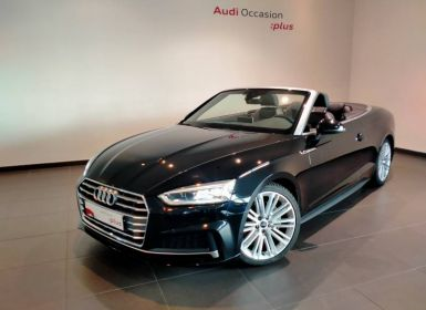 Achat Audi A5 Cabriolet 2.0 TDI 190 S tronic 7 S line Occasion
