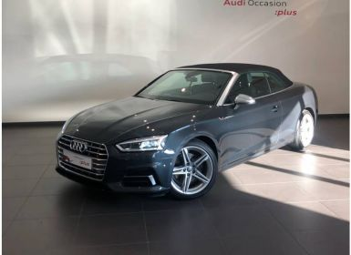 Voiture Audi A5 Cabriolet 2.0 TFSI 190 S tronic 7 S line Occasion
