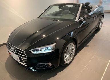 Voiture Audi A5 Cabriolet 2.0 TFSI 190ch Design Luxe S tronic 7 Occasion