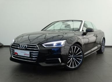 Acheter Audi A5 Cabriolet 2.0 TFSI 190ch S line S tronic 7 Occasion