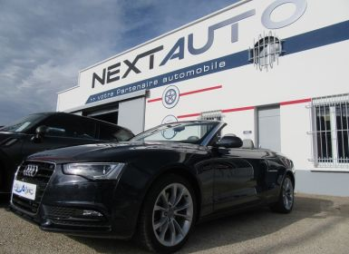 Vente Audi A5 CABRIOLET 2.0 TFSI 211CH AMBITION LUXE MULTITRONIC Occasion