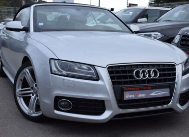 Audi A5 CABRIOLET 2.0 TFSI 211CH S LINE Occasion