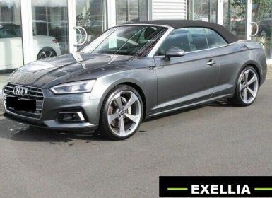 Voiture Audi A5 CABRIOLET 3.0 TDI 286 QUATTRO TIPTRO S LINE Occasion