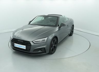 Achat Audi A5 CABRIOLET 3.0 TDI QUATTRO 218 CV S-LINE S-TRONIC Occasion
