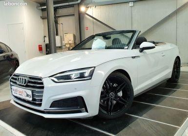 Audi A5 CABRIOLET 40 TDI 190 S-LINE STRONIC / 10 700 KMS / VIRTUAL COCKPIT / FULL LED / CAMERA
