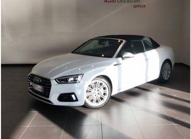 Audi A5 Cabriolet 40 TDI 190 S tronic 7 Design Luxe Occasion