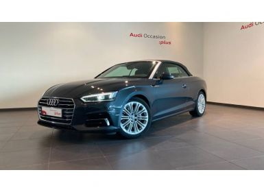 Achat Audi A5 Cabriolet 40 TDI 190 S tronic 7 Design Luxe Occasion