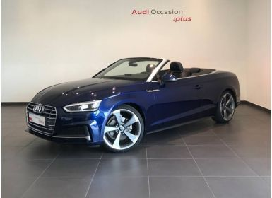 Acheter Audi A5 Cabriolet 40 TFSI 190 S tronic 7 Avus Occasion