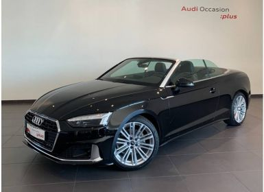 Vente Audi A5 Cabriolet 40 TFSI 190 S tronic 7 Avus Occasion