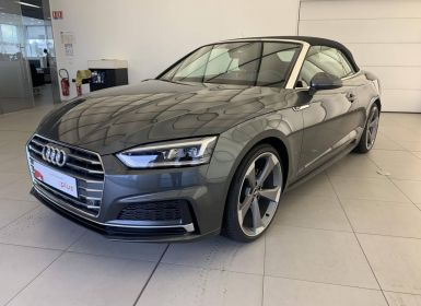 Vente Audi A5 CABRIOLET Cabriolet 40 TFSI 190 S tronic 7 S Line Occasion