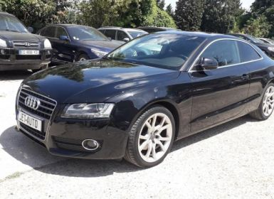 Achat Audi A5 COUPE COUPE 2.7 V6 TDI 190 AMBITION LUXE MULTITRONIC Occasion