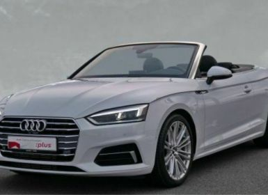 Voiture Audi A5 II Cabriolet 2.0 TFSI 252 S-tro(04/2018) Occasion