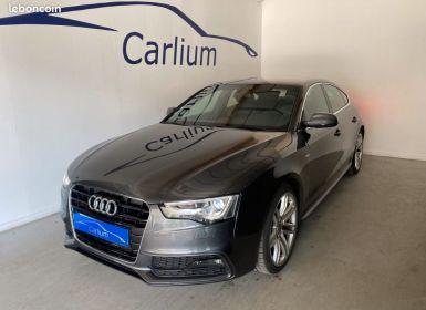 Vente Audi A5 S line S tronic 150 CH 2.0 TDI GPS Véhicule Français et entièrement suivi Occasion
