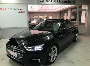 Achat Audi A5 Sportback 1.4 TFSI 150ch S line S tronic 7 Occasion