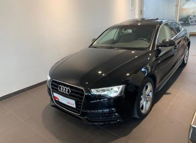 Voiture Audi A5 Sportback 2.0 TDI 136ch ultra clean diesel Ambiente Euro6 Occasion