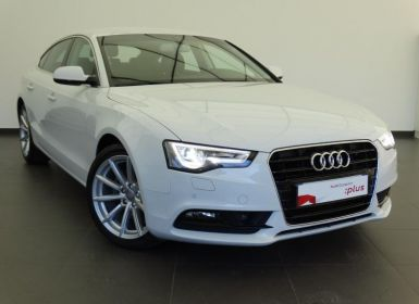 Voiture Audi A5 Sportback 2.0 TDI 150ch clean diesel Ambition Luxe Multitronic Euro6 Occasion