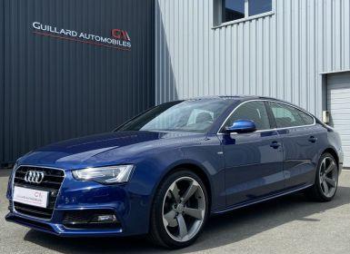 Achat Audi A5 Sportback 2.0 TDI 150ch CLEAN DIESEL S-LINE BVM6 Occasion