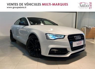 Achat Audi A5 Sportback 2.0 TDI 150ch clean diesel S line Multitronic Euro6 Occasion
