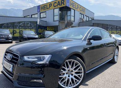 Vente Audi A5 Sportback 2.0 TDI 150CH CLEAN DIESEL S LINE MULTITRONIC EURO6 Occasion