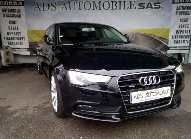 Voiture Audi A5 Sportback 2.0 TDI 177 Ambition Luxe Quattro S tronic 7 Occasion