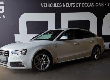 Vente Audi A5 Sportback 2.0 TDI 177 S line Occasion