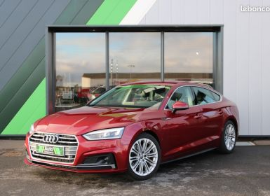 Achat Audi A5 Sportback 2.0 TDI 190 DESIGN LUXE S line Occasion