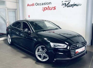 Achat Audi A5 Sportback 2.0 TDI 190 S tronic 7 S Line Occasion