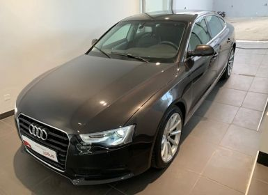 Acheter Audi A5 Sportback 2.0 TDI 190ch clean diesel Ambition Luxe Multitronic Euro6 Occasion