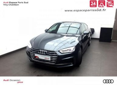 Voiture Audi A5 Sportback 2.0 TDI 190ch S line quattro S tronic 7 10cv Occasion